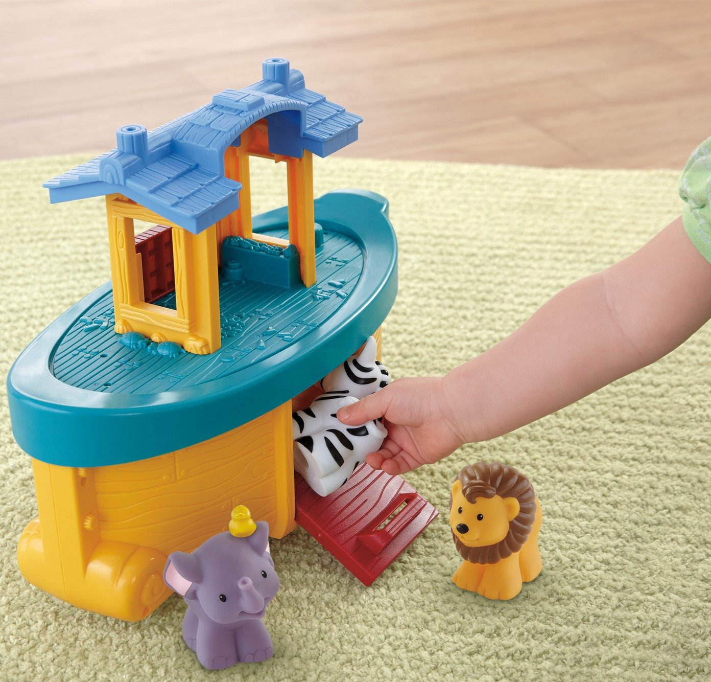 Fisher-Price Little People Noah's Ark by Fisher-Price (Image #21)