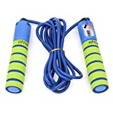 Hitop Adjustable Jump Rope with Counter and Comfortable Handles
