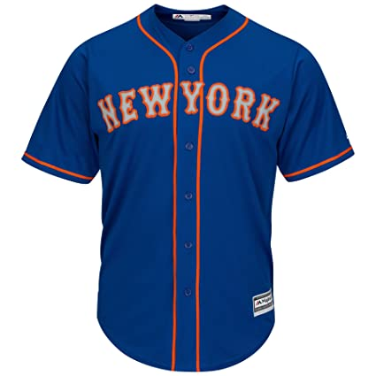 d13526c1 Majestic New York Mets Official 2016 Cool Base Mlb Replica Jersey Mens  Style: 7700-