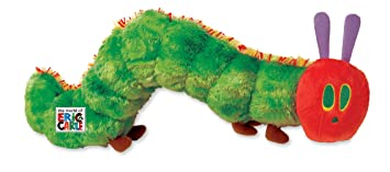 Image result for the very hungry caterpillar plush