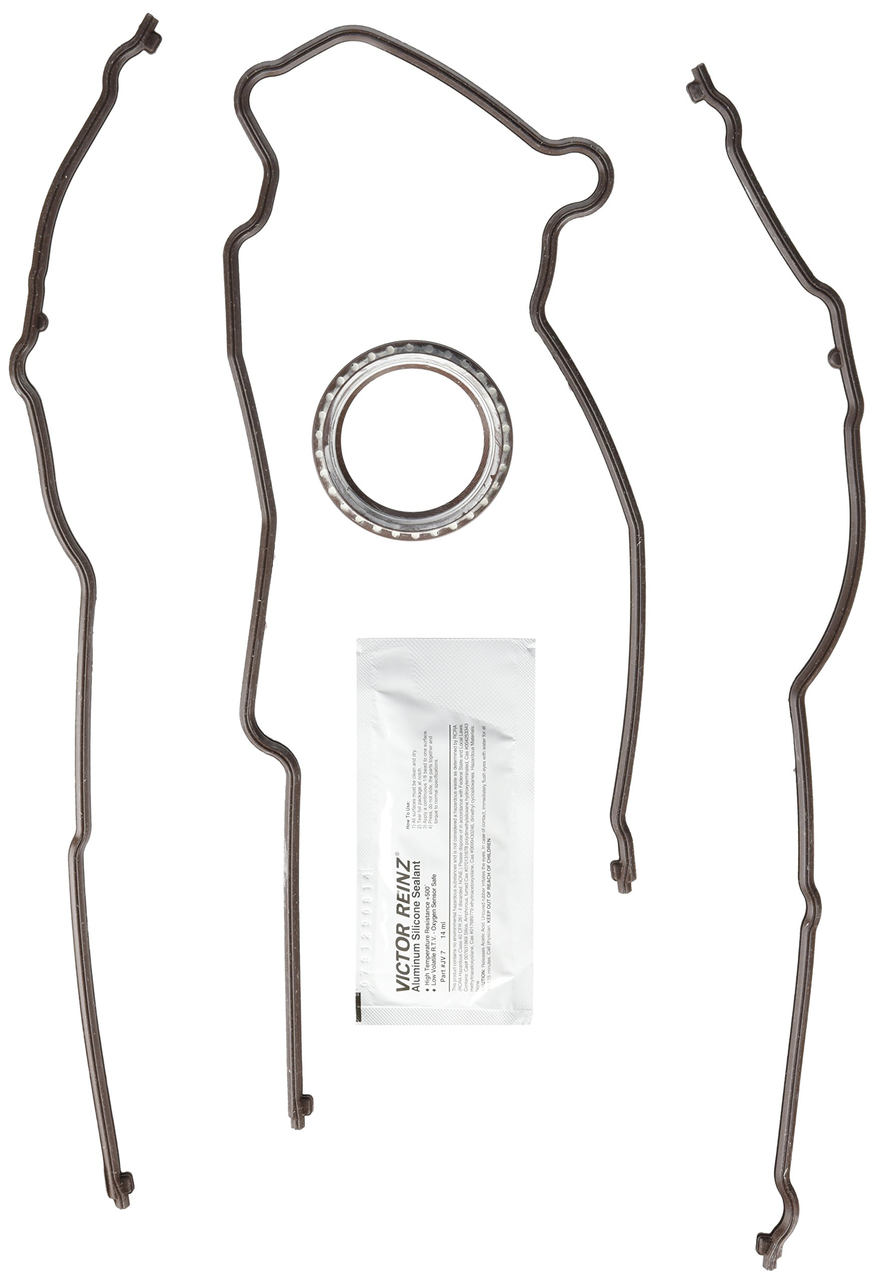MAHLE Original JV5051 Engine Timing Cover Gasket Set