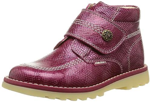 PABLOSKY 423677, Botines Niñas, Morado, 30 EU: Amazon.es: Zapatos y complementos