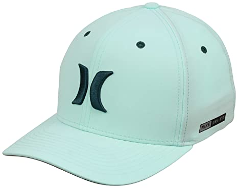 08c6bed14ee8b Amazon.com  Hurley Dri-Fit One and Color Hat - Mint Foam - L XL ...