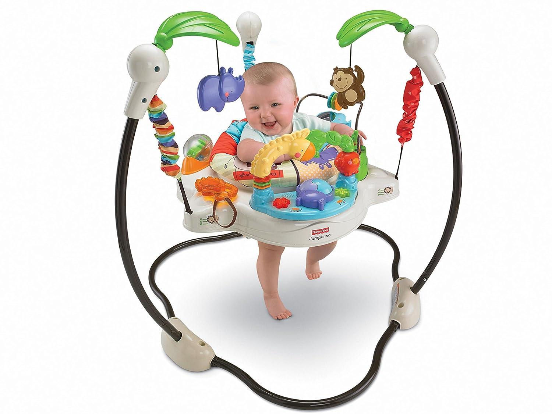best baby exersaucers