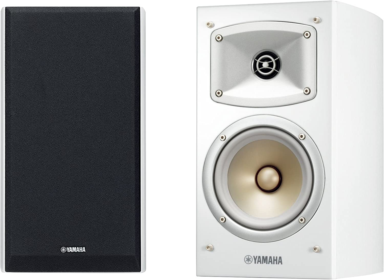 Yamaha Elektronik Europa Ns B330 Regallautsprecher Weiß Audio Hifi