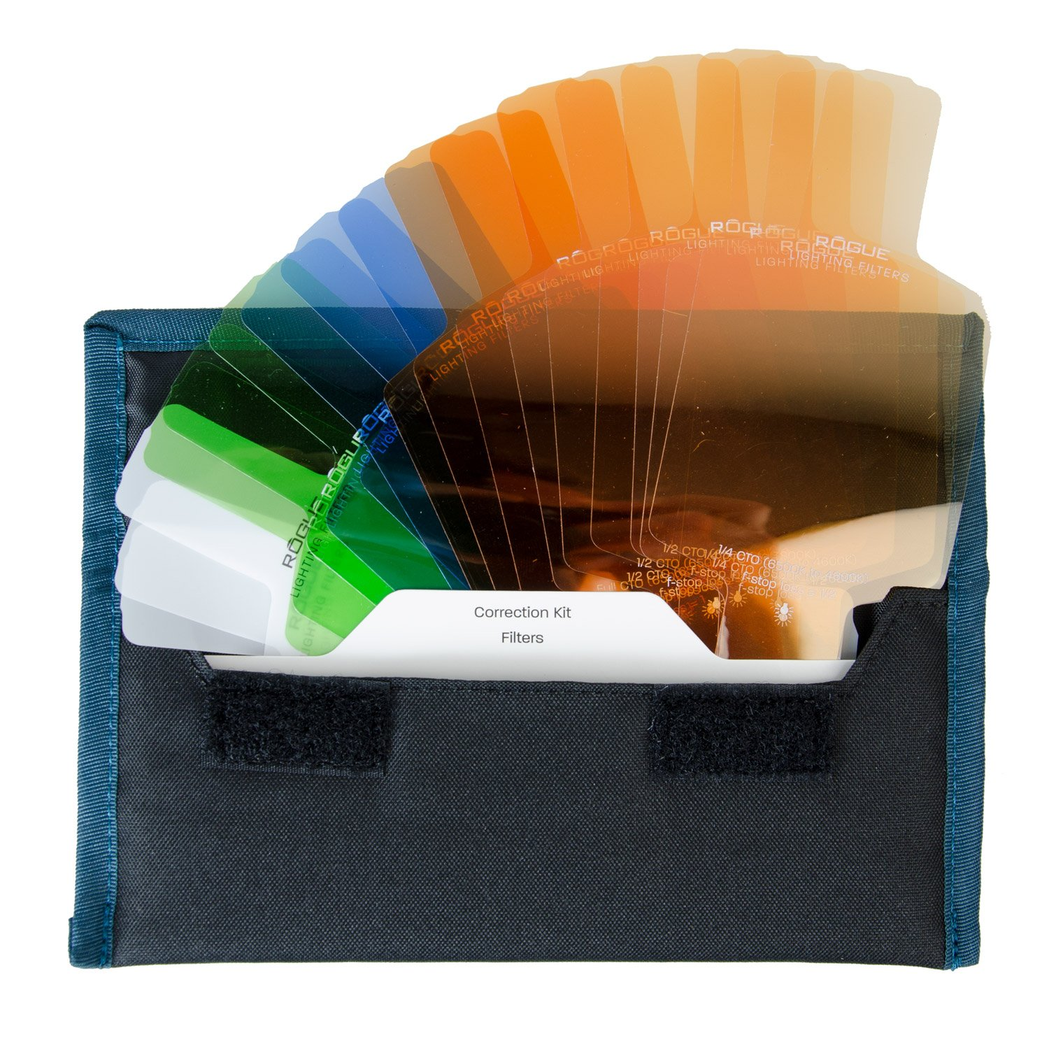 Rogue Photographic Design ROGUEGEL-CC Flash Gels Color Correction Filter Kit by Rogue Photographic Design (Image #3)