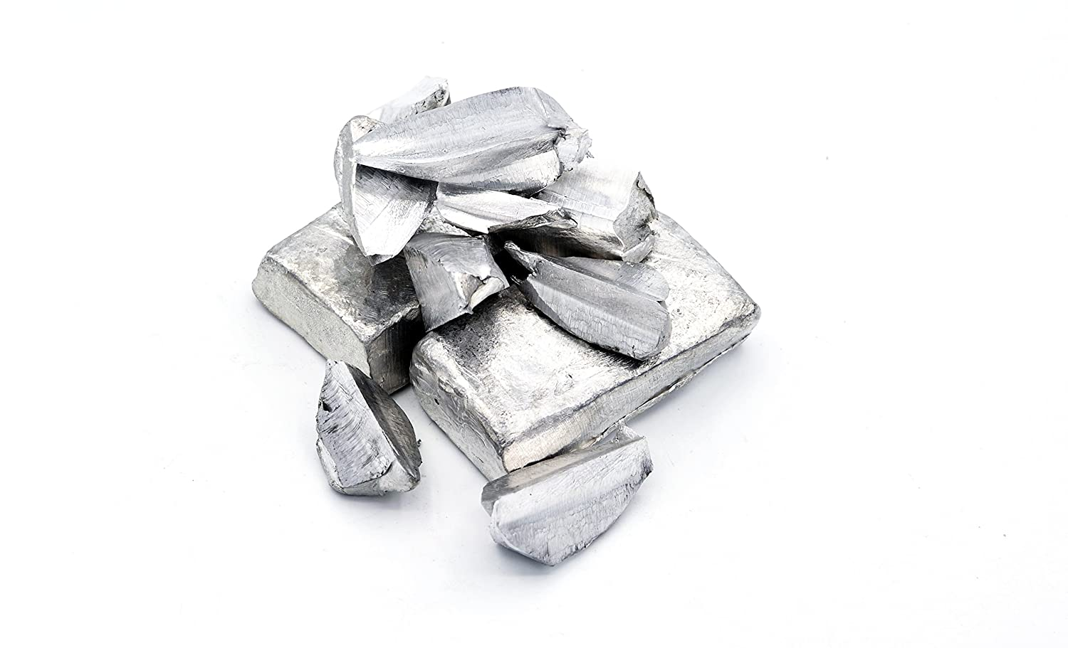 Indium Metal 99.995% Pure 20 Grams for Element Collection Luciteria Science