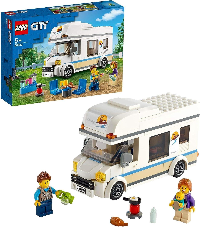 レゴ(LEGO) シティ ホリデーキャンピングカー 60283