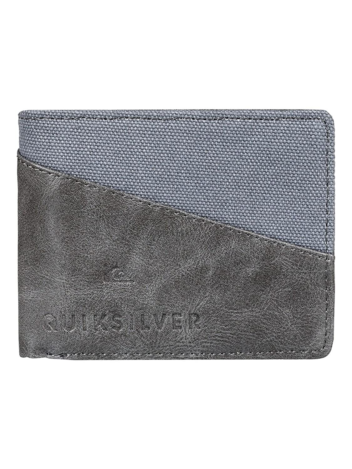 Quiksilver - Supplied - Monedero - Quiet Shade: Amazon.es ...