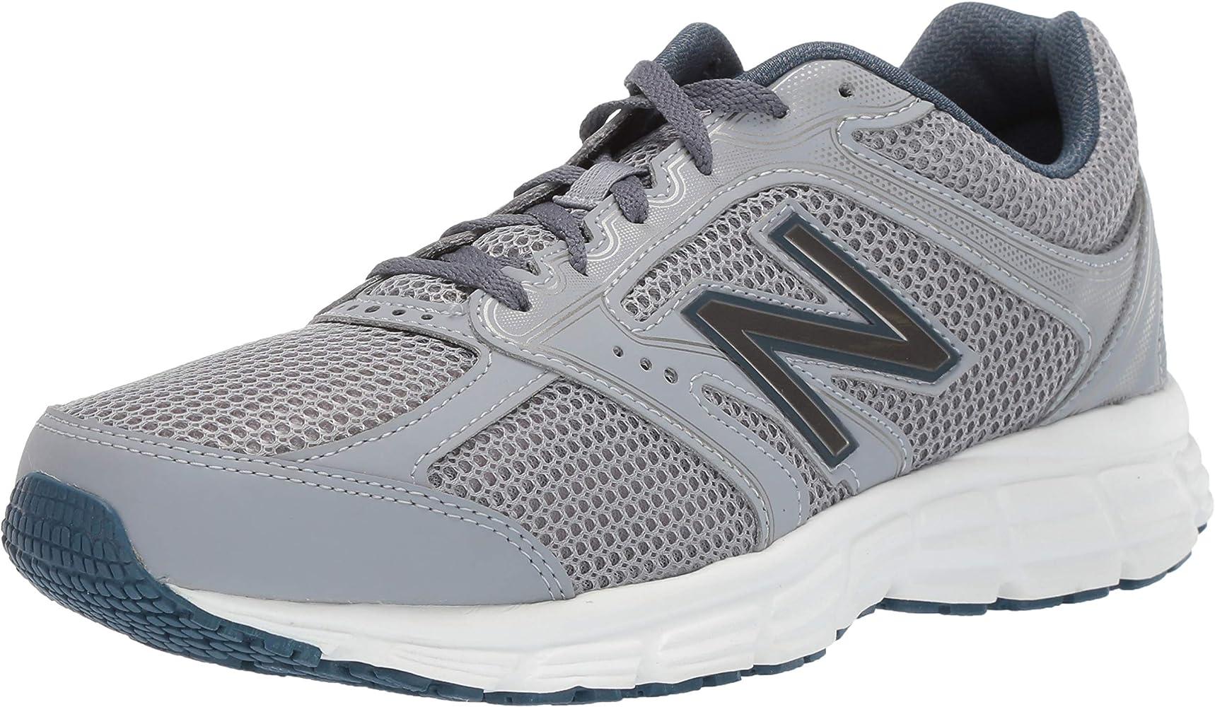 brand new 1749a 0e148 Men's 460v2 Cushioning Running Shoe, Steel/North sea, 15 4E US