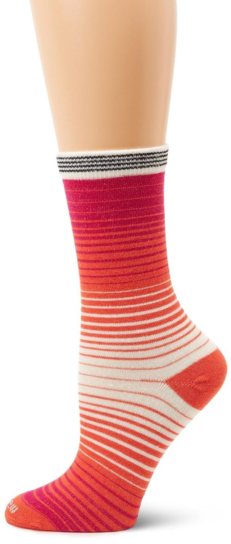 Goodhew Women's Sunrise Sock LD36W-Bark (w/ Khaki)-iP
