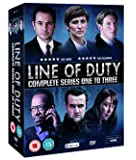 Line of Duty - Series 1-3 [DVD]  [Import anglais]