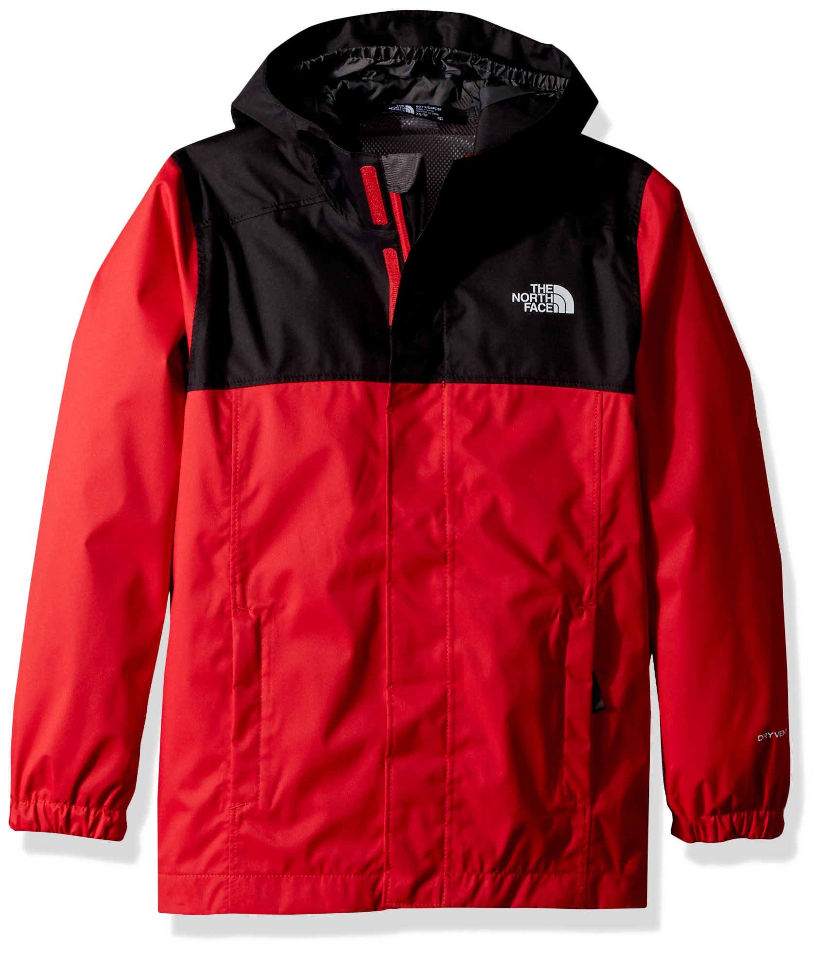 934343d33 The North Face Kids Boy's Resolve Reflective Jacket (Little Kids/Big Kids)  TNF Red X-Small