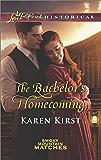 The Bachelor's Homecoming (Smoky Mountain Matches Book 7)