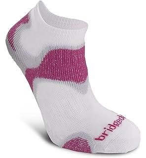 Raspberry  Socks  Medium Bridgedale Womens Coolfusion Multisport  Grey