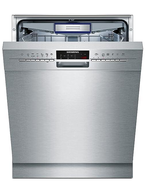 Siemens SN46N593EU lavavajilla - Lavavajillas (Semi-incorporado ...