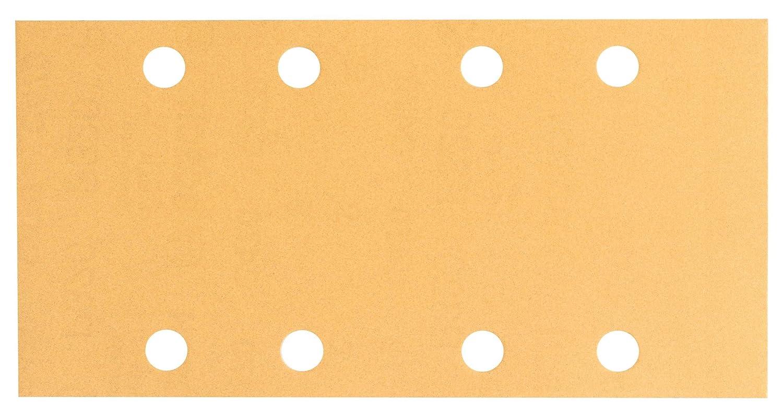 Bosch 2 608 605 259 - Juego de hojas lijadoras, 10 piezas - 93 x 186 mm, 400 (pack de 10) 2608605259