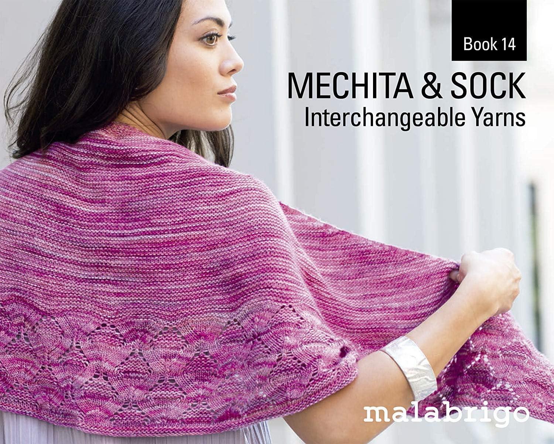 Mechita and Sock Malabrigo Book 14