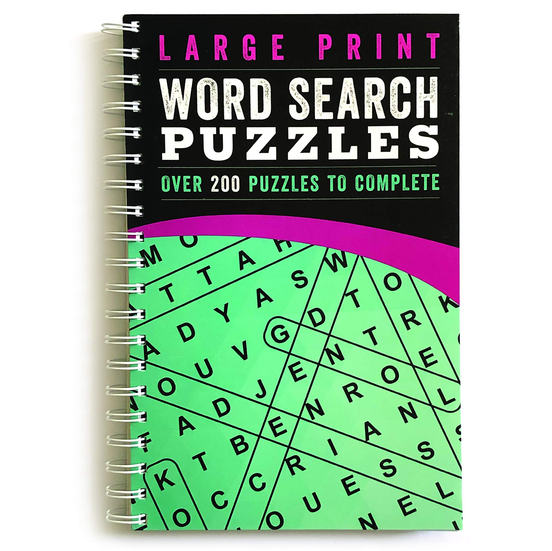 Large Print Word Search Puzzles product image