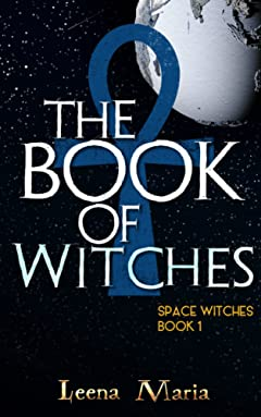 The Book of Witches (Space Witches 1)