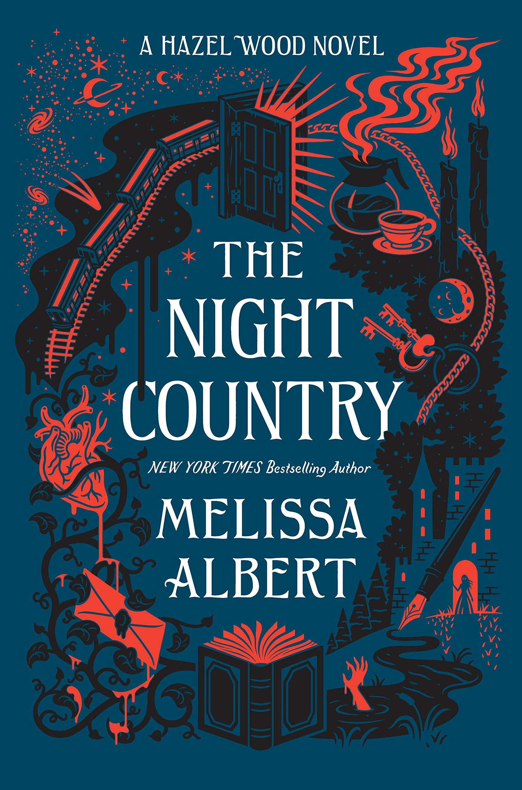 Image result for the night country by melissa albert