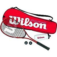 Wilson Starter Kit Set de Squash Incluye 1