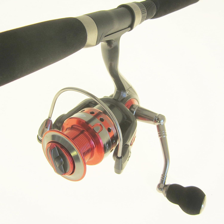 FTD - Caña telescópica de spinning SHIMANO CATANA CX TE Geofibre ...