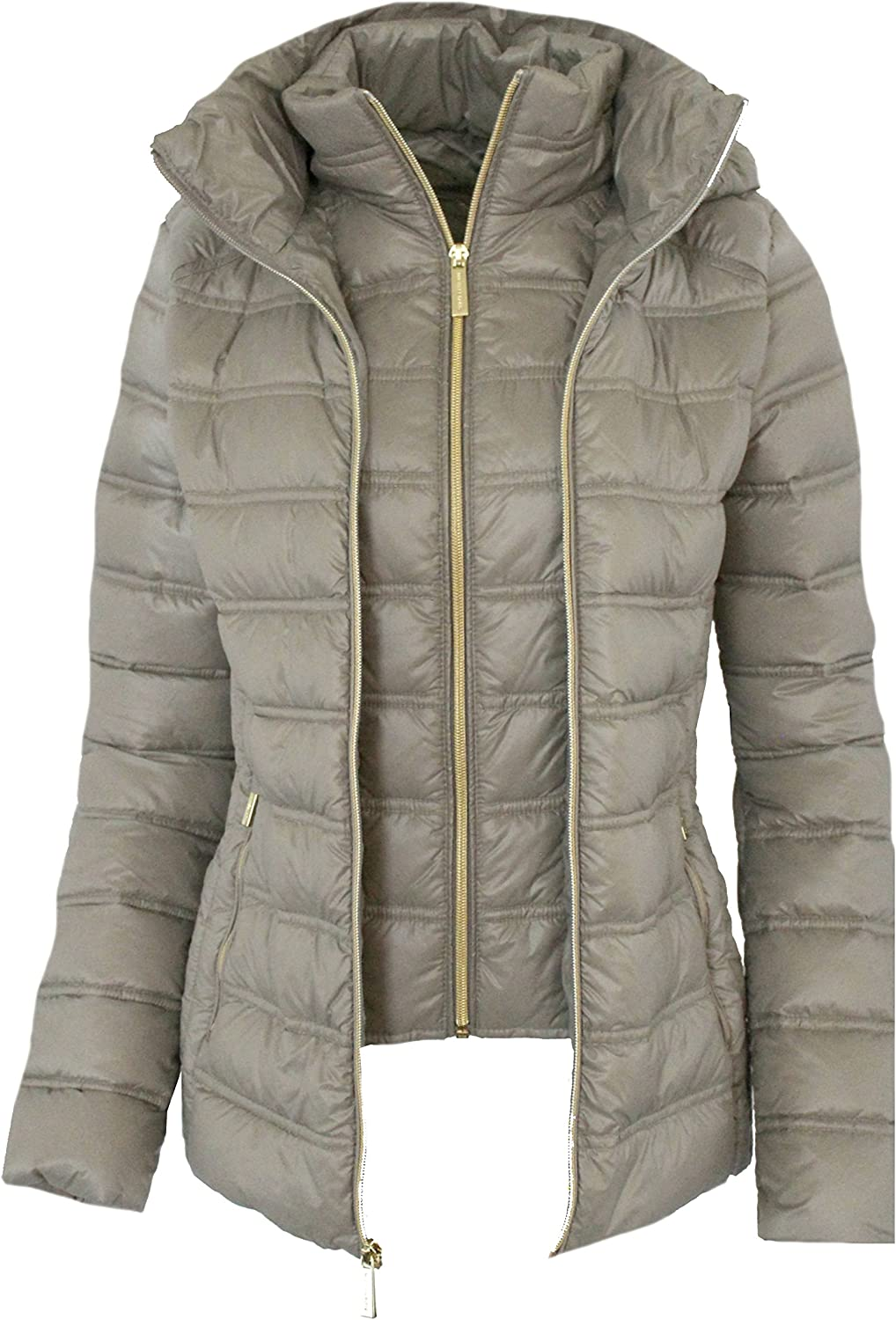 Wofupowga Boys and Girls Packable Padded Autumn Winter Puffer Vest Quilted Down Vest