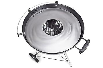 Weber Elektrogrill Grillplatte : Feuerplatte grillring grillplatte plancha passend für