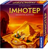 Imhotep - Baumeister Ägyptens: Familienspiel für 2 - 6 Spieler ab 10 Jahren: Familienspiel für 2 - 4 Spieler ab 10…
