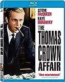 The Thomas Crown Affair (1968) [Blu-ray]
