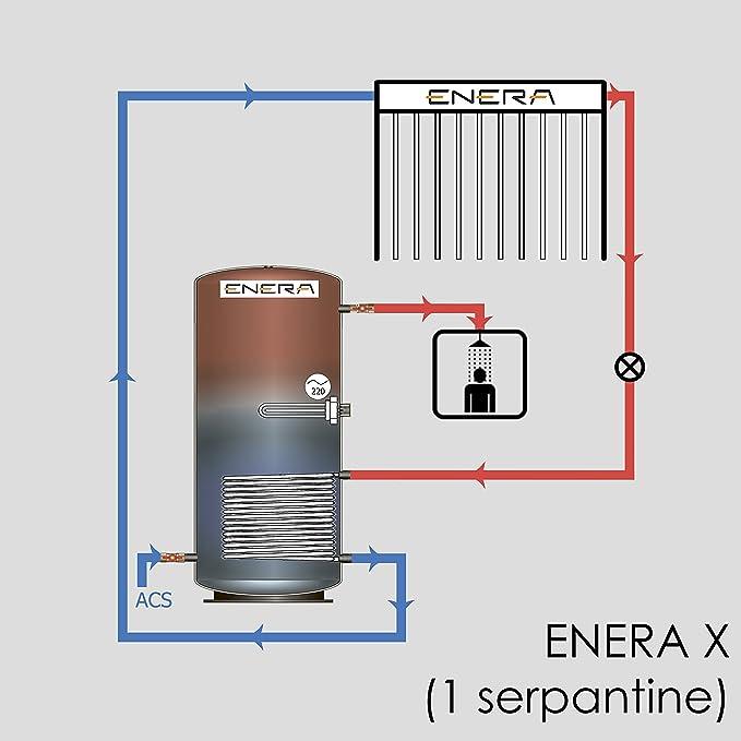 Calentador de agua solar instalacion