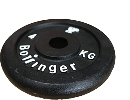 Bollinger 0WP-004 Disco Hierro, Unisex Adulto, Negro, Talla ...