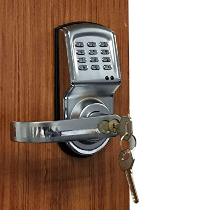 Assa Abloy Digi Smart Security Electronic Keyless Keypad Door Lock Knob  Home Use Entry 6600
