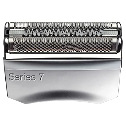 BRAUN 70s Series 7 Pulsonic (Silver Handle)