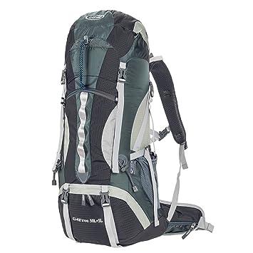 Amazon.com: G4Free 50L+5L Outdoor Sport Water-resistant Internal ...