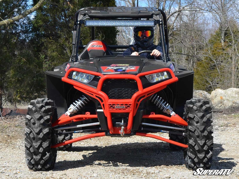 superatv Polaris RZR 900 1000 S XP y XP Turbo Fender Flares y libre Unhinged ATV T-Shirt: Amazon.es: Coche y moto