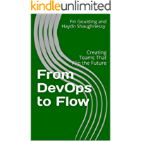 From DevOps to Flow: Creating Teams That Win the Future (Agile Business and Change Management Briefing Series) (English Edition)