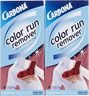 Carbona Color Run Remover - 2.6 oz - 2 pk