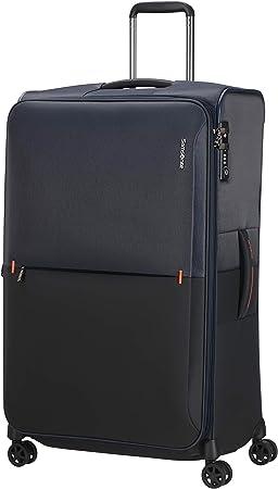 Samsonite Rythum Multicolour Spinner L Expandable Suitcase 79 cm Burgundy 108//114 Litre