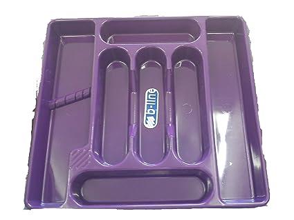 De plástico 7 compartimento cajonera con divisiones para ...