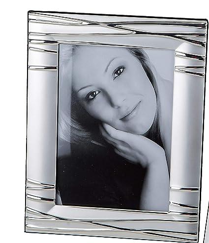 Bollweg Marco De Fotos Moderno Portaretrato Aluminio Plata 13x18 cm