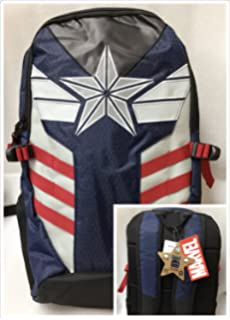 9e760ee41d Captain America Suit Up Better Built Backpack