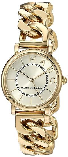 b6fa6ad1b9a5 Marc Jacobs - Reloj de cuarzo para mujer