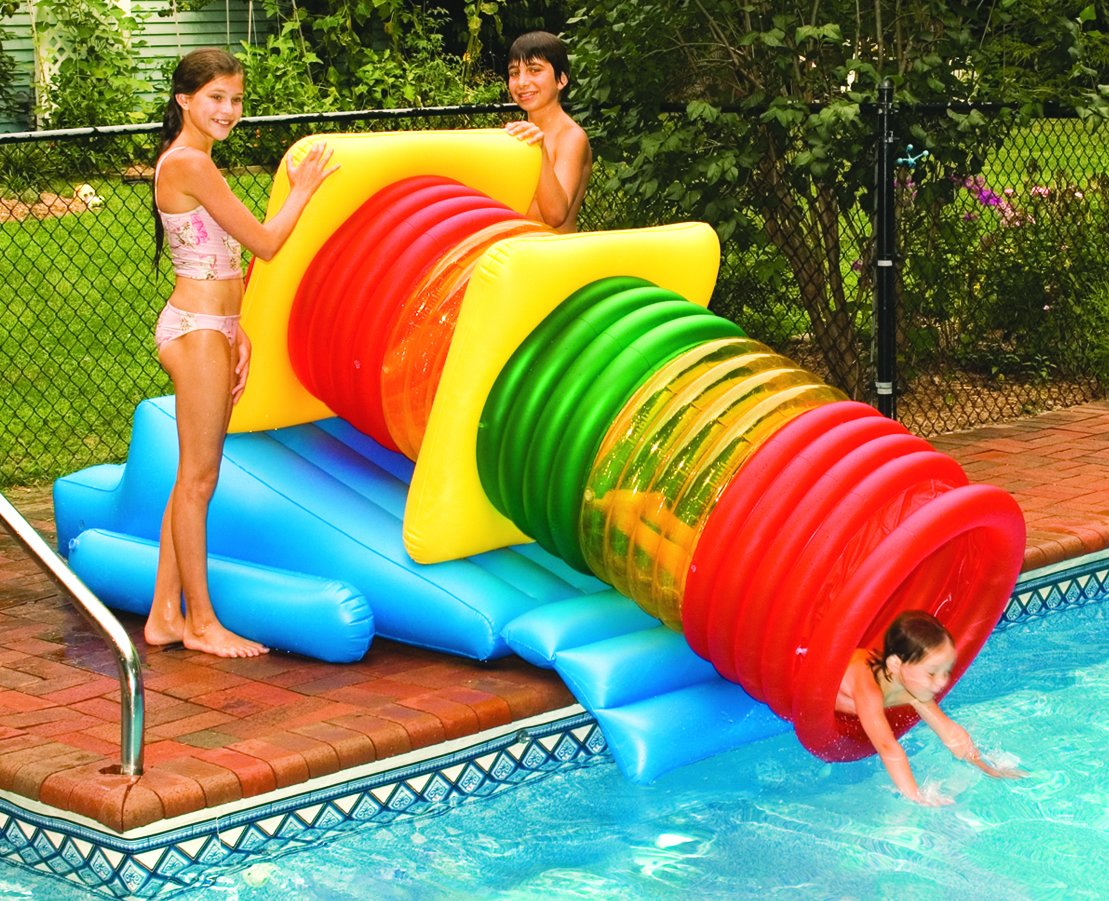Swimline Water Park Inflatable Pool Slide by Swimline (Image #2)