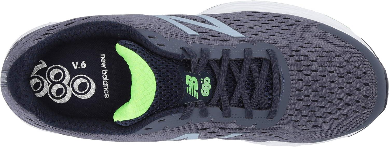 New Balance 680v6 Cushioning, Zapatillas de Correr Hombre, 50 EU: Amazon.es: Zapatos y complementos