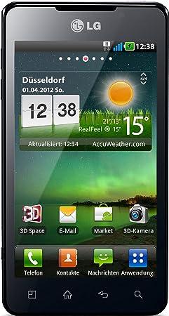 LG Optimus P720 3D Max - Smartphone libre Android (pantalla táctil ...