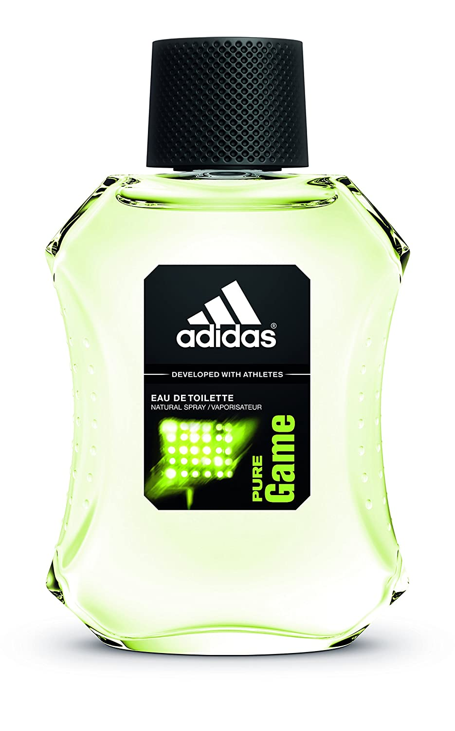 Adidas Pure Game Body Spray, Shower Gel and Eau De Toilette Trio, 50 ml Coty 31229336000