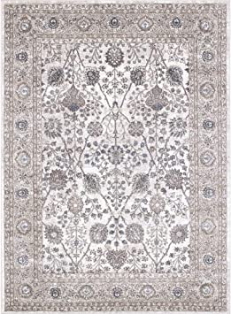 Amazon Com Overstock Lyke Home Traditional Floral Style Area Rug