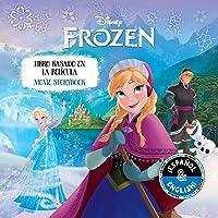 Disney Frozen: Movie Storybook/Libro Basado En La